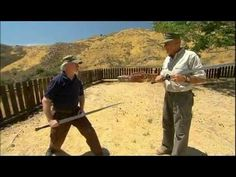 Lock N' Load With R. Lee Ermey - Blades - YouTube