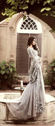 Female character inspiration. Stunning dress and I love the background too.