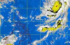 Typhoon Tino enters PAR but may exit Tuesday morning, PAGASA report on Monday, October 14
