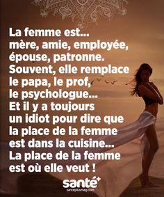 Vive les femmes! ;)