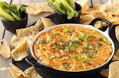 BBQ Chicken Dip Recipe - Kraft Recipes