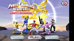 AndroRat: Power Rangers : Swappz MegaBrawl APK and DATA/OBB Files