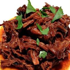 Crockpot Asian Barbecue Pulled Pork