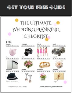 free copy plan your wedding magazine
