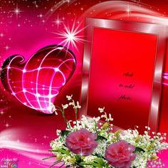 Dovecraft KISS /& Maquillage 50 en forme de cœur Adhésif Perles-Rose /& Rouge Saint Valentin