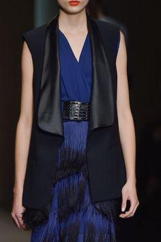 Elisabetta Franchi at Milan Fashion Week Fall 2015 - Details Runway Photos