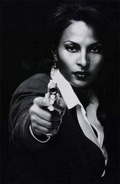"If I have a third ""I'd Go Gay For"" it's Miss Pam Grier."