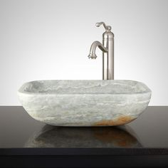 Astraea Blue Onyx Vessel Sink