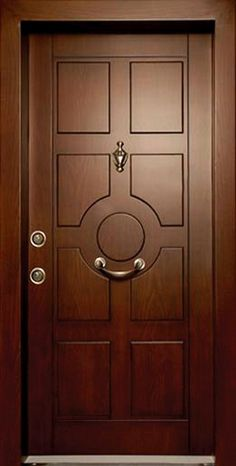 We will be looking into exterior door design ideas, after all, they're the welcoming point to your home. Get going and check the exterior door design that. Flush Door Design, Single Door Design, Wooden Front Door Design, Home Door Design, Bedroom Door Design, Door Gate Design, Door Design Interior, Wood Front Doors, Door Design Images