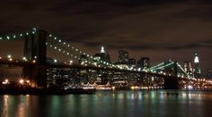 #NYC #BRIDGE #SKYLINE. CHEAPEST TIME TO VISIT NYC. When? Read here: http://newyorkertips.com/cheaptimetovisit/ #traveler #tips #ILOVENY #nyctrip #bloggers Source of the photo: freeimages.com