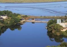 Anse du moulin à marée de Noyalo