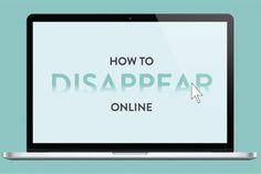 Hoe verdwijnt u online volledig van de radar? - De Standaard