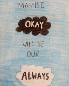 My draw. Beautiful quote