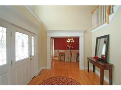OPEN HOUSE Sunday, April 12, 2015 1:00 PM - 3:00 PM!! 166 Soundview Avenue, Shelton, CT 06484 — This beautiful Colonial with grand foyer invites you into an easy flowing and smartly designed home with an open floor plan. Offering Formal Living room and gracious Dining Room. Fantastic cooks kitchen with granite, breakfast bar, SS appliances, pantry and serving bar opens to an impressive family room with grand fireplace that's perfect for relaxing and entertaining.