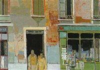 Librairie; Fassade, 1966 - 1966