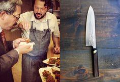 6 Top Chefs Dish on Their Favorite Knives  Read More http://www.details.com/blogs/daily-details/2013/04/6-top-chefs-dish-on-their-favorite-knives.html#ixzz2WgRGg2C6