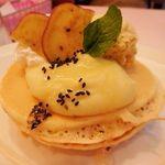 デ ニーロ - お芋のパンケーキ