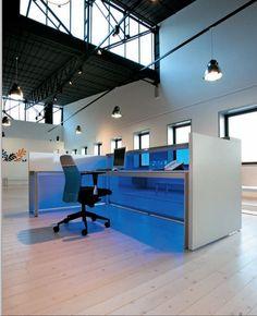 EOS Alea Reception Desk