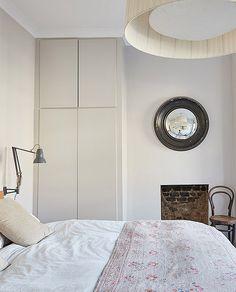 minimalist light locations bedroom. / sfgirlbybay