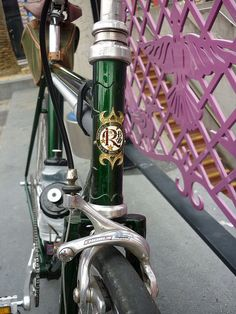 beauty Rivendell Bicycle Work
