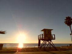 Aliso Creek Beach, CA Sunset