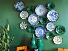 ceramika z łysej Góry i Białegostoku Decorative Plates, Polish, Design, Home Decor, Vitreous Enamel, Nail Polish, Interior Design, Design Comics, Home Interior Design