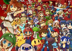 #Smash #VideoGames
