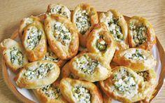 Geheime Rezepte: Schafskäse Brötchen Mehr