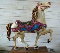 1914 PTC #31 chariot horse