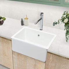 Ceramic Sinks available in the UK from Caple