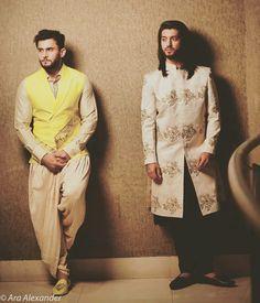 Oberois Wedding Dress Men, Indian Wedding Outfits, Wedding Men, Indian Outfits, Indian Men Fashion, Mens Fashion Suits, Marriage Dress For Men, Mens Traditional Wear, Kunal Jaisingh