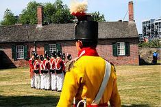 Mishy's Corner of the World: Historic Fort York - Toronto