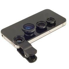 Fish Eye Lens 3 In 1 Mobile Phone Lenses Wide Angle / Macro Clip Camara Gift Iphone Samsung Htc Nokia Lumia 620 Etc. Iphone 6 Plus 6 5 Iphone 6, Handy Iphone, Coque Iphone, Apple Iphone, Iphone Lens, Iphone Camera, Sony Mobile Phones, Mobile Phone Price, Mobile Phone Repair