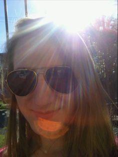 Sol e felicidade!
