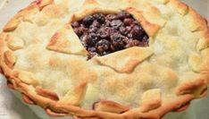 Blueberry Pie of Apricot Cobbler, Berry Picking, No Bake Cookies, Easy Desserts, Fresh Fruit, Summer Time, Blueberry, Berries, Pie