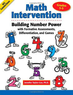 Interventions for Grades 3-5