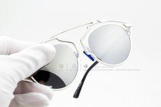 Dior So Real Sunglasses, Cat Eye Sunglasses, Mirrored Sunglasses