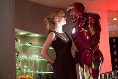 Tony X Pepper, Iron Man