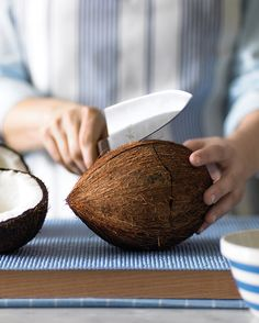 After you've gone to the trouble of cracking a coconut, what do you do with the meat? The soft, nutty taste works well in so many different contexts, from desserts to savory dishes. Here, our favorite recipes starring the versatile coconut.