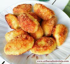 Celiaco a los Treinta: Mis Croquetas sin gluten y sin lactosa II