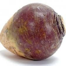 """Rutabaga (Brassica napus L. Napobrassica group), also referred to as swedes, Swedish turnips, and turnip-rooted cabbage, is a member of the Cruciferae. The word """"Rutabaga"""" comes from the Swedish """"… Root Vegetables, Veggies, Growing Vegetables, How To Cook Turnips, Cooking Turnips, Mediterranean Cookbook, Asian Dressing, English Kitchens, Vegetable Side Dishes"""