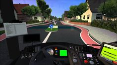 """""""OMSI"""" / Let's show """"Sittingen"""" (#1), Let's play """"Linie 56"""" (#2) -BETA- ..."""