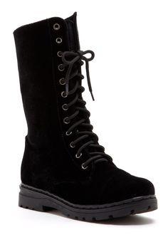 Carrini Studded Trim Boot  lt 3 Combat Boots d1e3c8f89