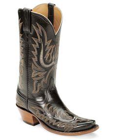Boots!!!!! Heck yea