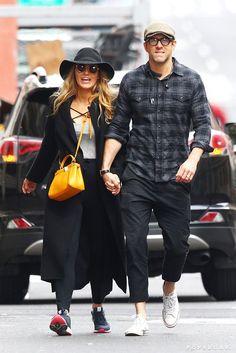 Blake Lively and Ryan Reynolds in NYC May 2017 | POPSUGAR Celebrity