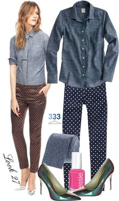 """""""Project 333/Phase 5/Fall 2012-Look 27"""" by jcrewchick on Polyvore"""