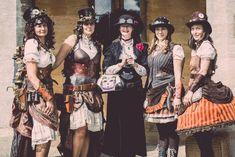 Asylum Steampunk Festival In Lincoln