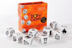 Relancez votre créativité avec les Story Cubes !