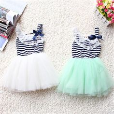 Summer Fashion New Baby Girl Ball Gown Dress Lace+Cotton Material - Age 0-2Y  #summer #instalove #onlineshopping #tumblr #followme #spring #fashion #instagood #love #instagram
