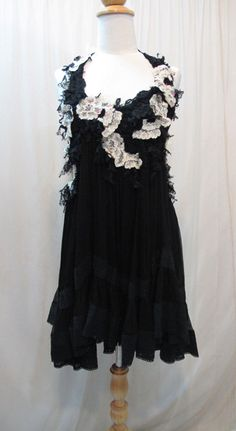 Never Been Worn Sample Black Dress Ready to Ship with by Madabby, $178.00